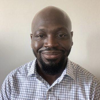 Portrait image of Theophilus Adjei