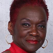 Portrait photo of Cecile Peterkin
