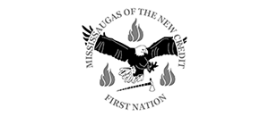 Mississaugas of the New Credit First Nation badge