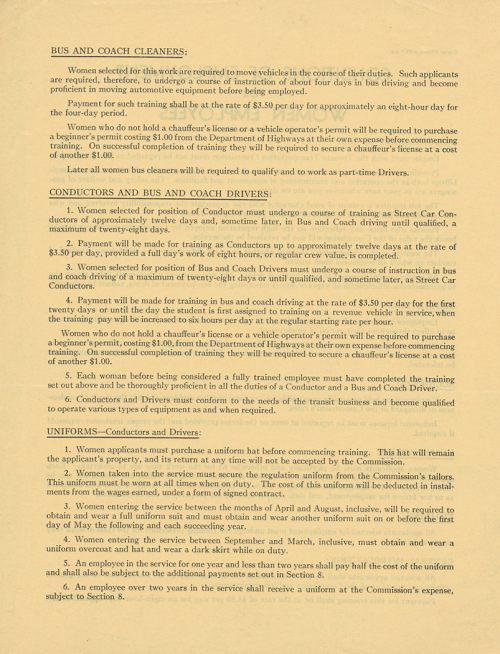 Page two of a contract