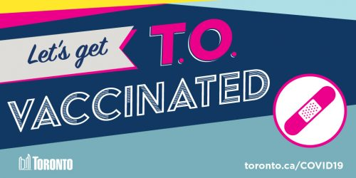 Let's get T.O. Vaccinated