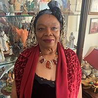 Portrait photo of Margaret Nelson