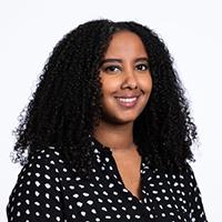 Portrait photo of Nura Yunus