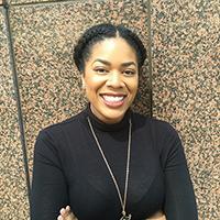 Portrait photo of Latisha Cohen