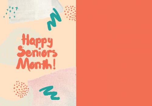 Happy Seniors Month!