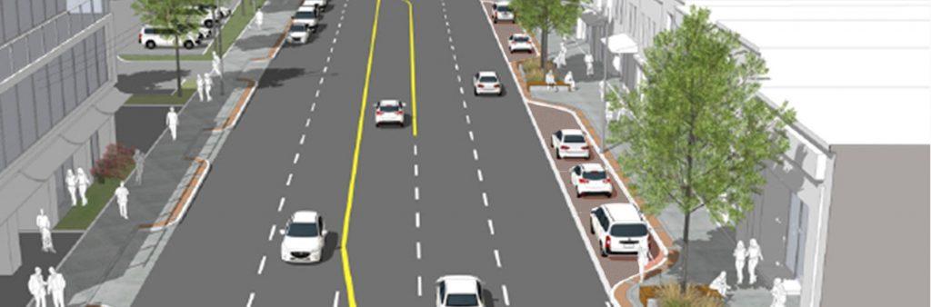 Design Concept of O'Connor Drive
