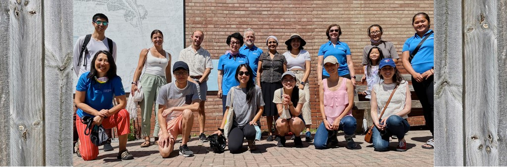Group of Neighbourhood Climate Action Champions